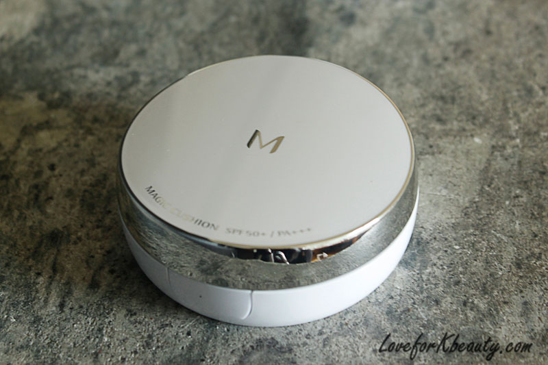 Missha magic bb cushion