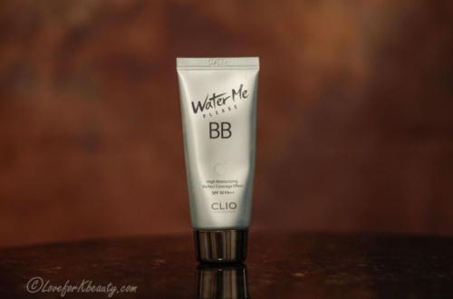 CLIO Water Me Please BB Cream