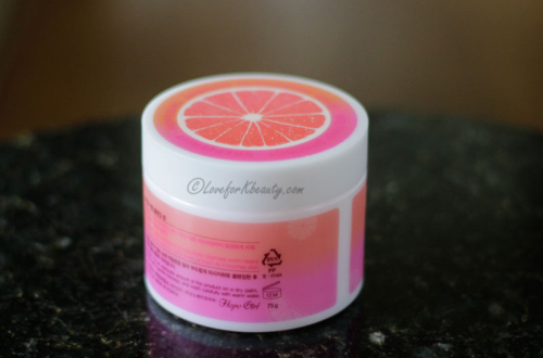 Beautiful packaging Hope Girl Jamong Cleansing Balm