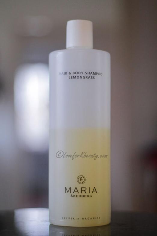 Maria Åkerberg Shampoo Lemongrass
