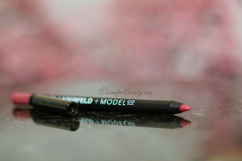Karl Lagerfeld and ModelCo lip liner