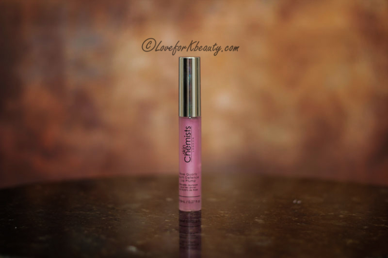 Skinchemist rose quartz youth defence lip plump
