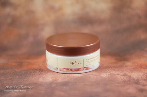 Manna Kadar Sea mineral renewing body butter