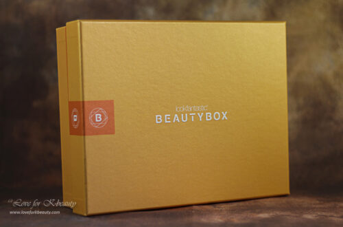 Lookfantastic box July 2020 unboxing