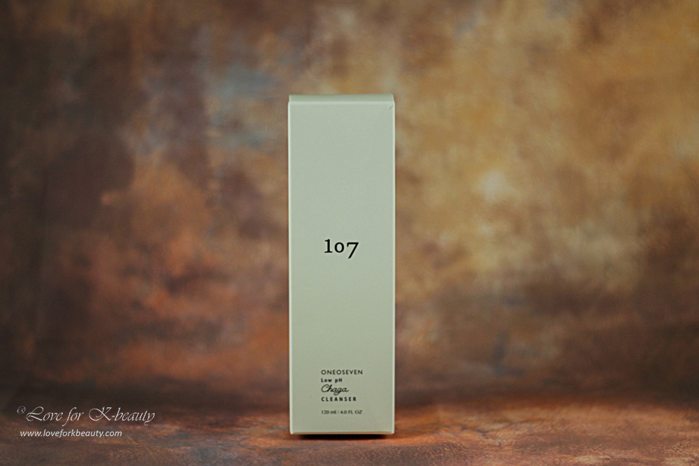 Oneoseven Chaga Cleanser