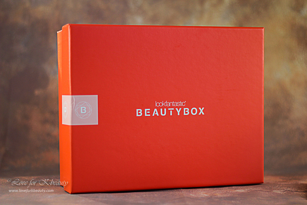 Lookfantastic August 2020 box