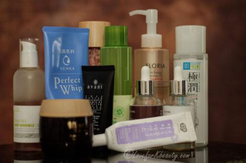 A Korean Skincare Routine