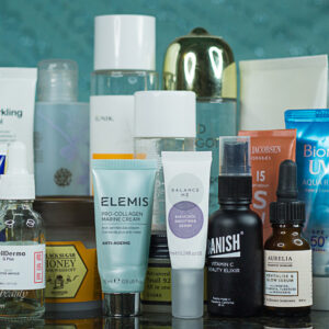 Empties march 2021 Skincare